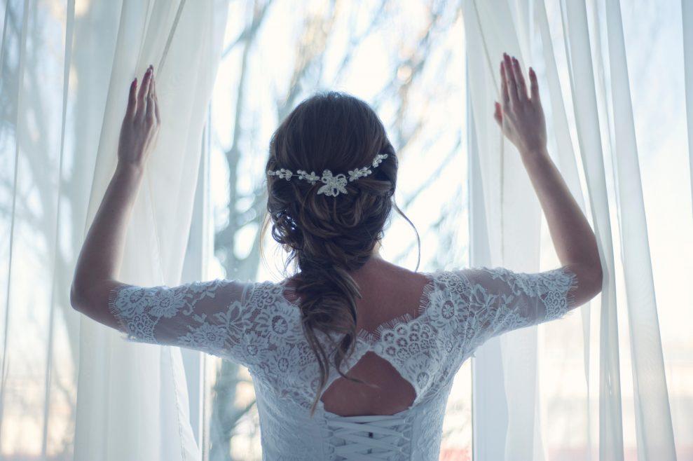 Ideas para el peinado de novia
