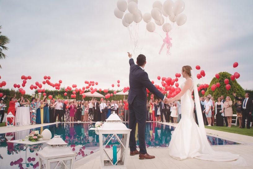 Celebración boda
