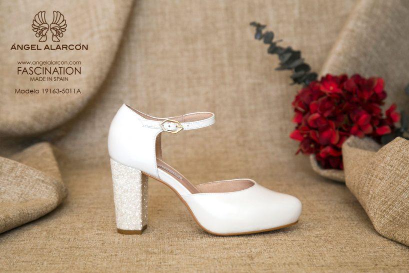 Zapatos de novia para el verano