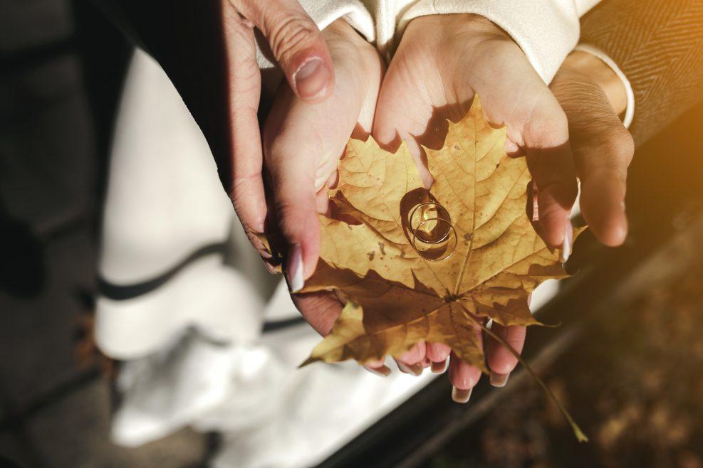 Nombre y significado de los aniversarios de boda